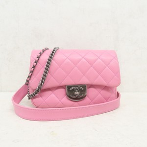 Chanel Classic Flap Calfskin Small Shoulder Bag