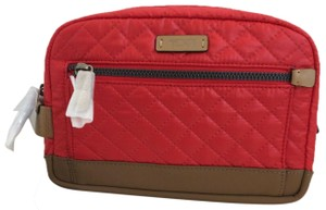 Tumi TUMI Cosmetic Bag Pouch Travel Accessories Double Zipped Vanity Case