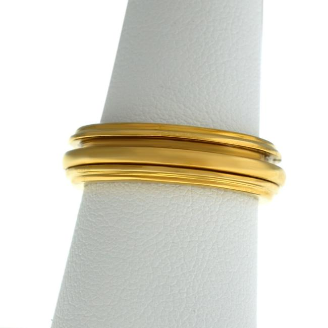Piaget Yellow Gold New Possession 18k 10 Grams Size 54 7 Rotating Ring Piaget Yellow Gold New Possession 18k 10 Grams Size 54 7 Rotating Ring Image 1