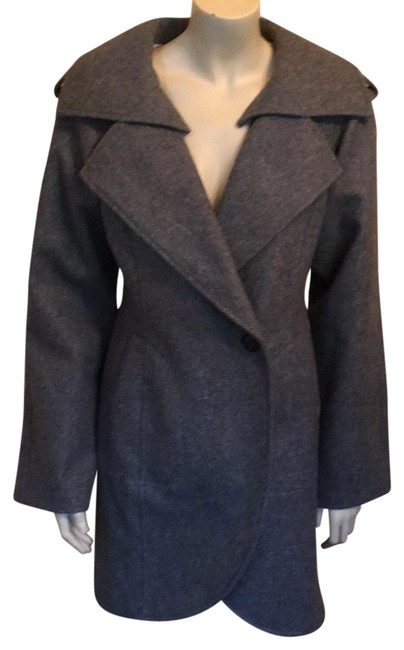 Item - Gray W Estuay By New W/Tags Coat Size 8 (M)