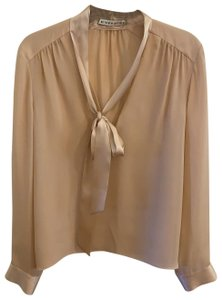 Alice + Olivia Top dusty pink