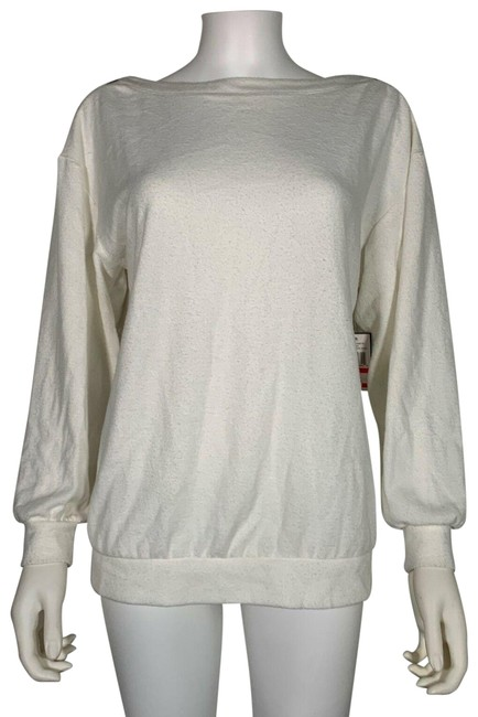 Item - XS Buttons New Ivory Sweater