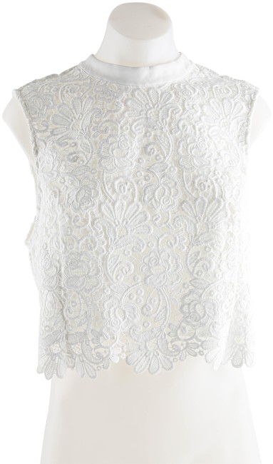 Item - Lace White Top