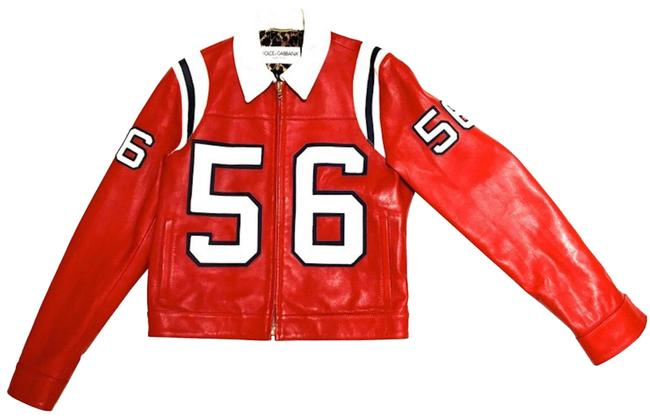 Item - Red and White Rare - Men's Jacket Size OS (one size)