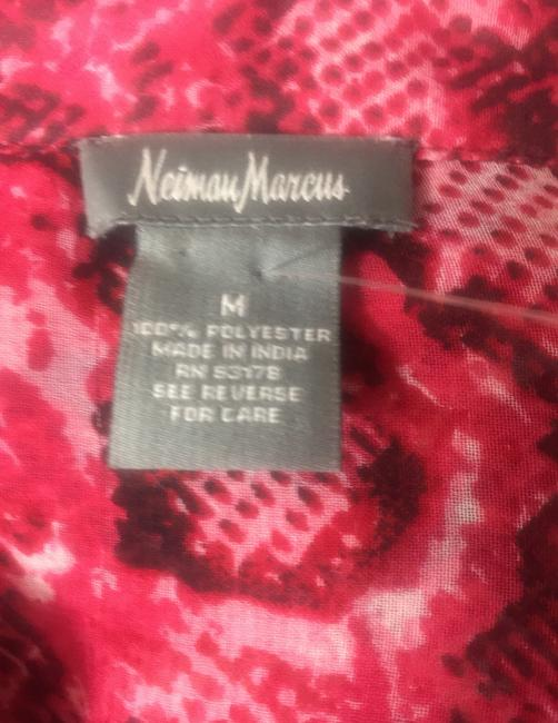 Neiman Marcus Button Down Shirt red Image 3