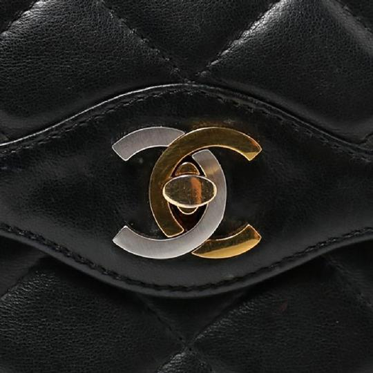 Chanel Vintage Lambskin Limited Edition Shoulder Bag Image 4