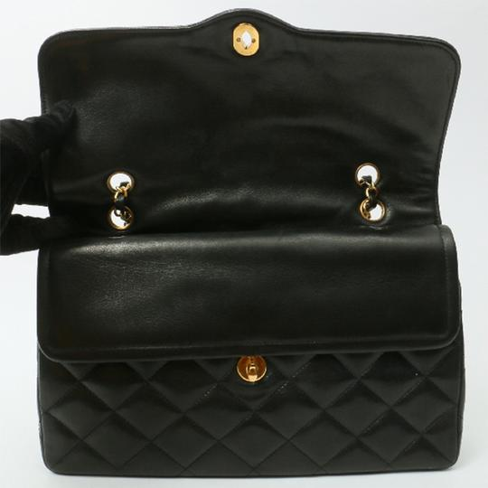 Chanel Vintage Lambskin Limited Edition Shoulder Bag Image 6
