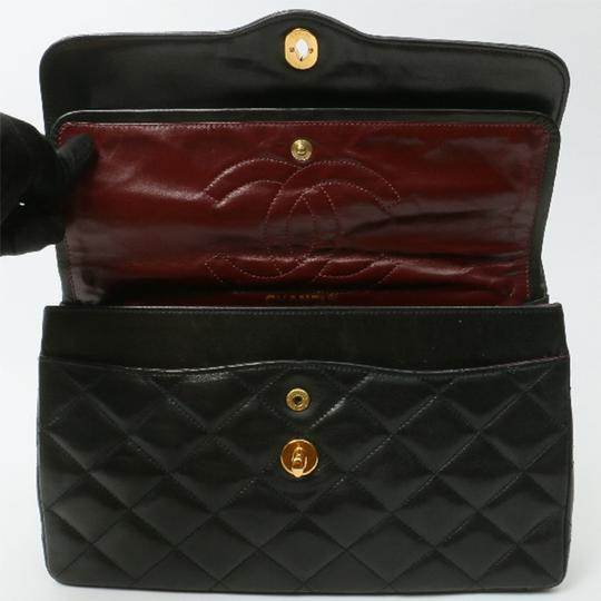 Chanel Vintage Lambskin Limited Edition Shoulder Bag Image 7