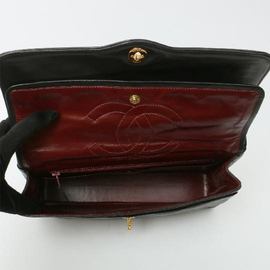 Chanel Vintage Lambskin Limited Edition Shoulder Bag Image 8