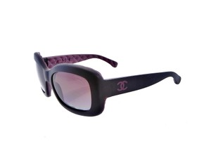 Chanel CH6048 c.1480/Z9 Quilted Polarized Sunglasses 55mm Italy