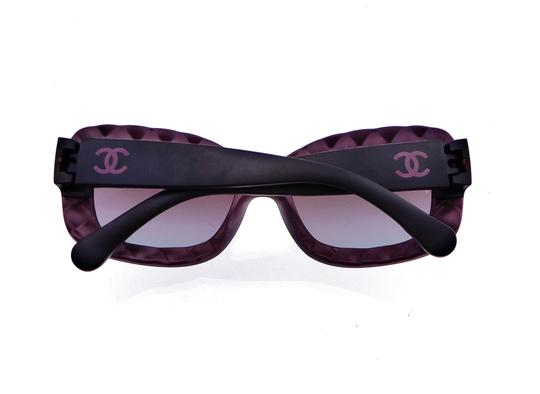 Chanel CH6048 c.1480/Z9 Quilted Polarized Sunglasses 55mm Italy Image 3