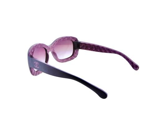 Chanel CH6048 c.1480/Z9 Quilted Polarized Sunglasses 55mm Italy Image 5