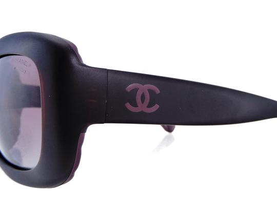 Chanel CH6048 c.1480/Z9 Quilted Polarized Sunglasses 55mm Italy Image 6