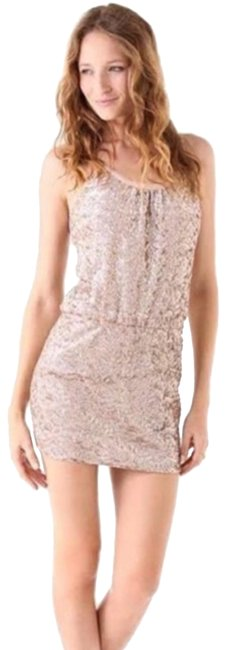 Preload https://img-static.tradesy.com/item/26039414/rebecca-taylor-rose-goldblush-sequined-short-cocktail-dress-size-6-s-0-4-650-650.jpg