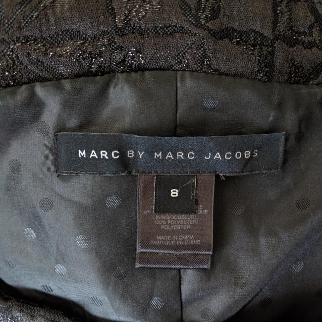 Marc by Marc Jacobs Metallic Textured Dress Image 2
