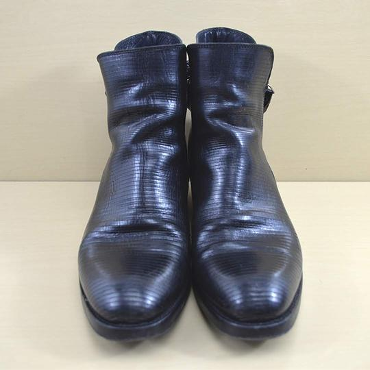 I.N.K. Leather Fall Winter BLACK Boots Image 1
