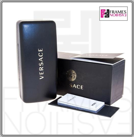 Versace VERSACE Square Wrap VE2163 Tortoise Brown Gold Mirrored 2163 Image 7