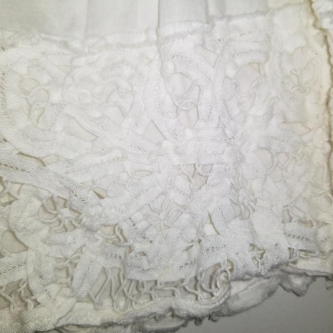 American Eagle Outfitters Mini Skirt White Image 3
