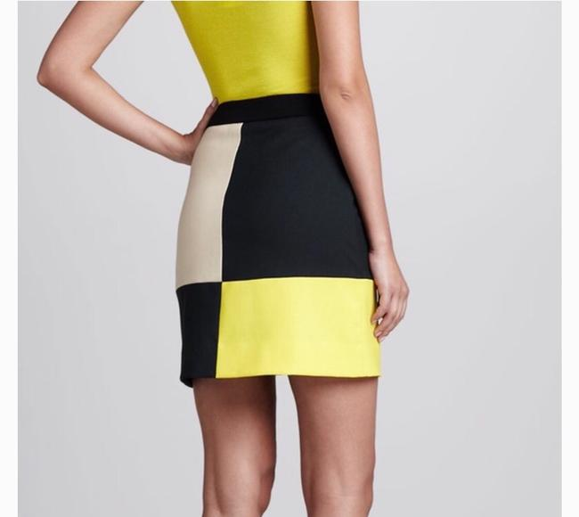 Kate Spade Skirt green, yellow, beige, black Image 1