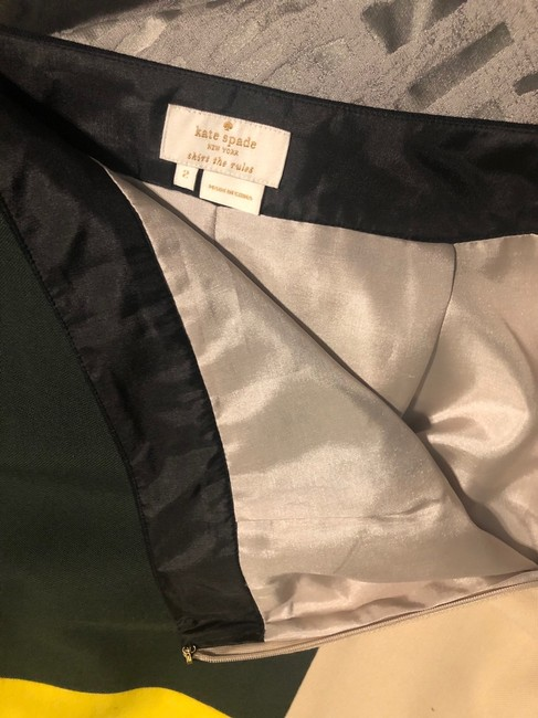 Kate Spade Skirt green, yellow, beige, black Image 6