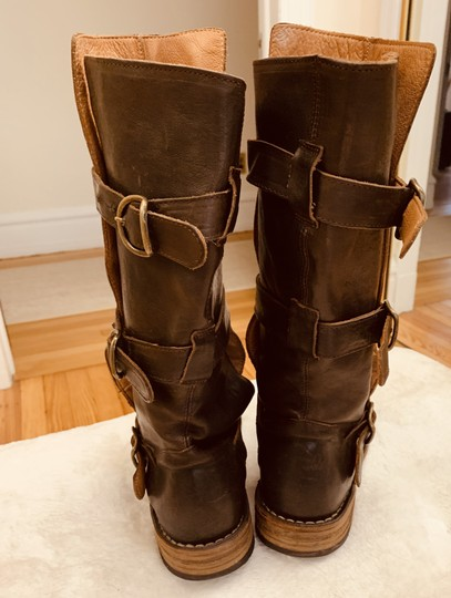 Fiorentini + Baker Brown Boots Image 3