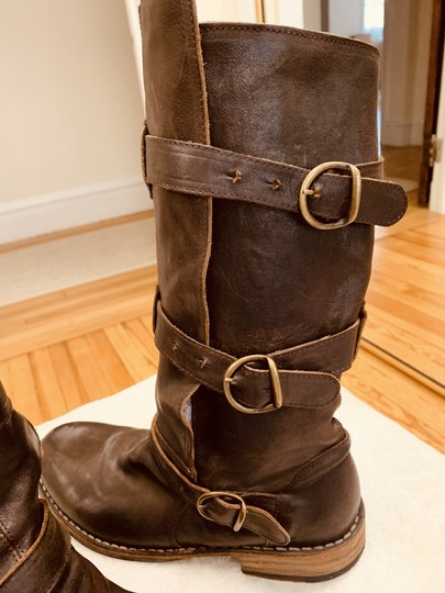Fiorentini + Baker Brown Boots Image 4