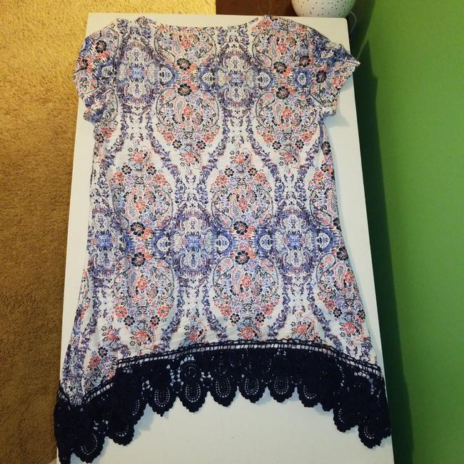 Maurices Top Blue Image 1
