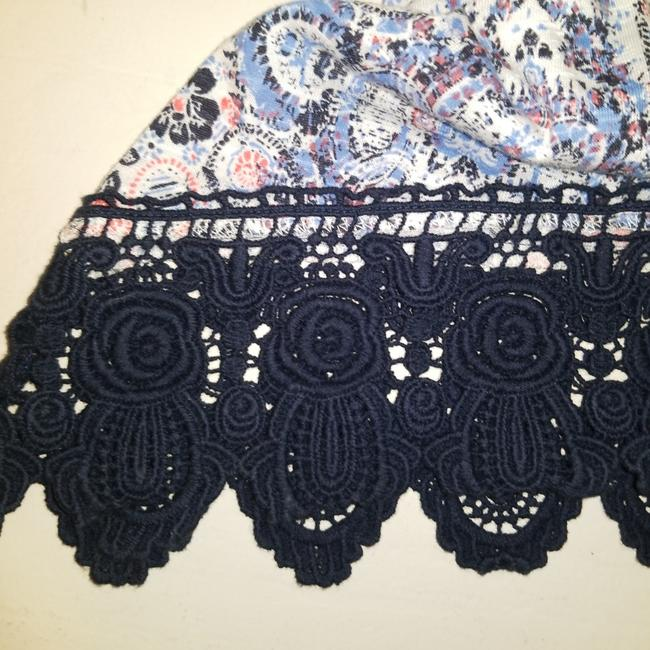 Maurices Top Blue Image 3