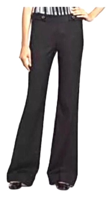 Item - Black Corinna Wool Wide Leg Pants Size 2 (XS, 26)