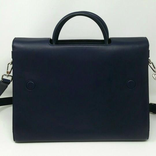 Dior Diorever Calfskin Large Book Tote in Navy Image 6