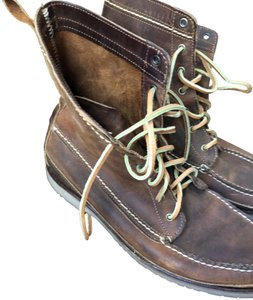 Red Wing Brown Boots