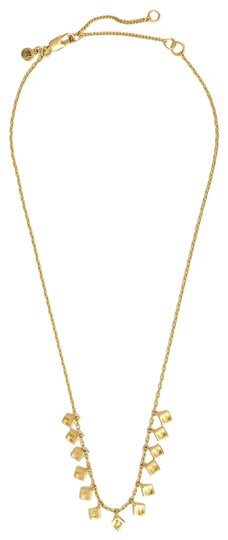 Preload https://img-static.tradesy.com/item/26039744/madewell-gold-hammered-charm-necklace-0-4-540-540.jpg