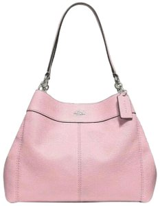 Coach Lexy Pebbled Soft F28997 Slouchy Shoulder Bag
