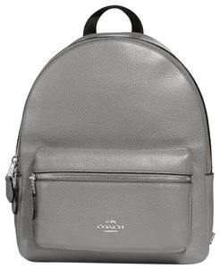Coach Pebbled Leather Medium Charlie F30550 Backpack