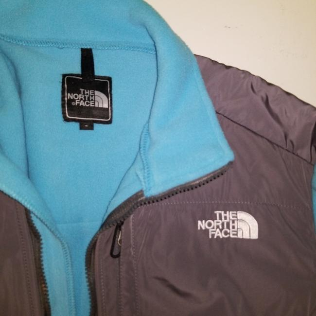 The North Face Blue Jacket Image 2