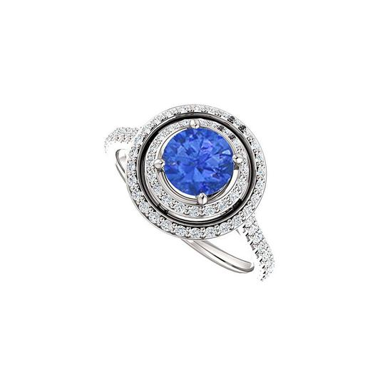 Preload https://img-static.tradesy.com/item/26039806/blue-halo-engagement-with-sapphire-cz-in-double-halo-14k-white-gold-1-ring-0-0-540-540.jpg