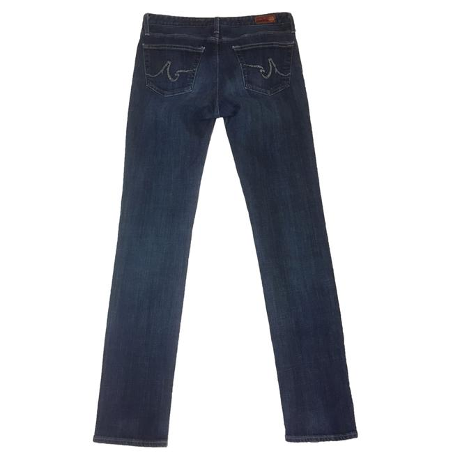 AG Adriano Goldschmied The Divine Women Size 29 Straight Leg Jeans Image 2