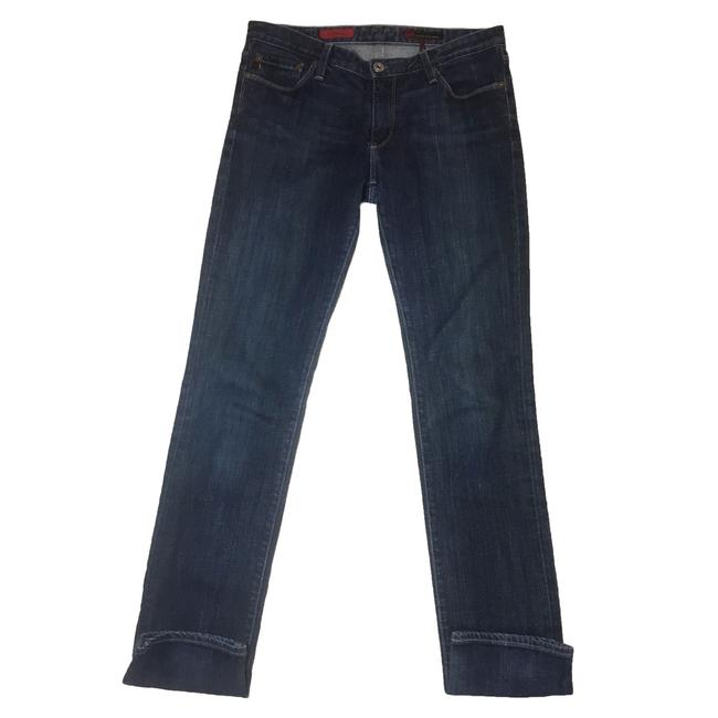 AG Adriano Goldschmied The Divine Women Size 29 Straight Leg Jeans Image 5