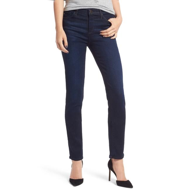 Preload https://img-static.tradesy.com/item/26039935/ag-adriano-goldschmied-dark-blue-the-prima-mid-rise-cigarette-skinny-jeans-size-25-2-xs-0-0-650-650.jpg