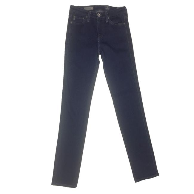 AG Adriano Goldschmied The Prima Mid Rise Cigarette Women Size 25 Size 25 Skinny Jeans Image 1