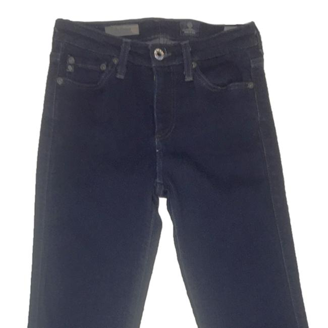 AG Adriano Goldschmied The Prima Mid Rise Cigarette Women Size 25 Size 25 Skinny Jeans Image 2