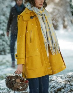 Joules Trench Coat