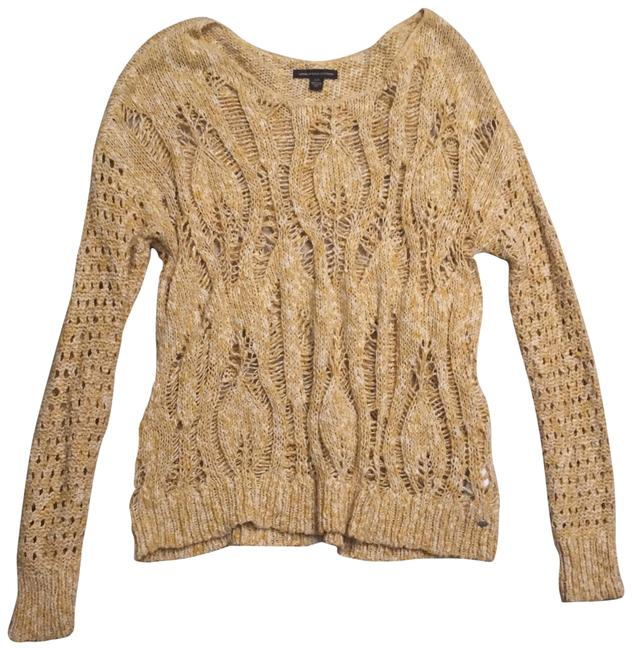 Preload https://img-static.tradesy.com/item/26039958/american-eagle-outfitters-knit-cutout-yellow-sweater-0-2-650-650.jpg