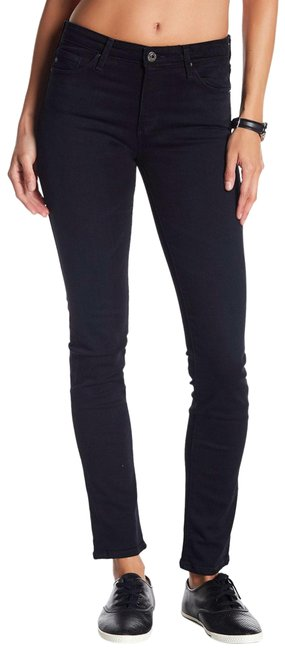 Preload https://img-static.tradesy.com/item/26039995/ag-adriano-goldschmied-black-the-prima-mid-rise-cigarette-skinny-jeans-size-26-2-xs-0-2-650-650.jpg