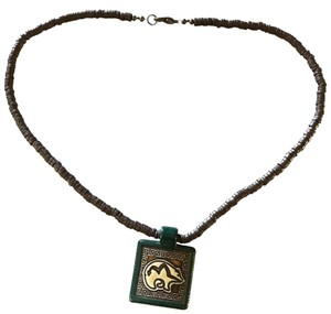 Unbranded Bear - Courage Necklace