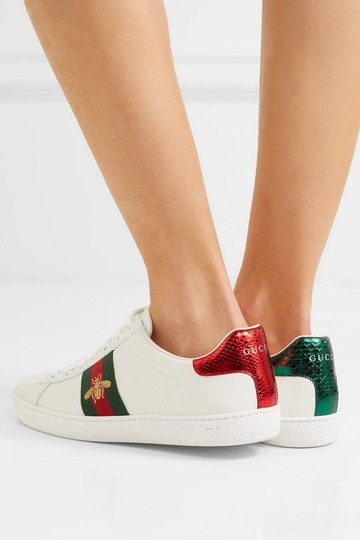 Gucci Ace Ace Sneaker Sneaker white Athletic Image 2