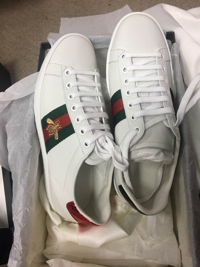 Gucci Ace Ace Sneaker Sneaker white Athletic Image 6