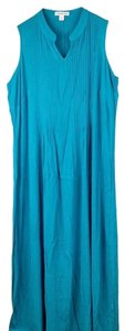 blue Maxi Dress by Coldwater Creek