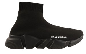 Balenciaga Sneakers Trainers Black Athletic