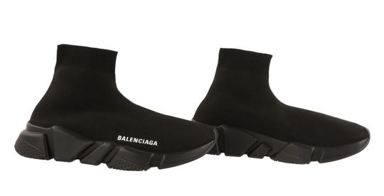 Balenciaga Sneakers Trainers Black Athletic Image 1